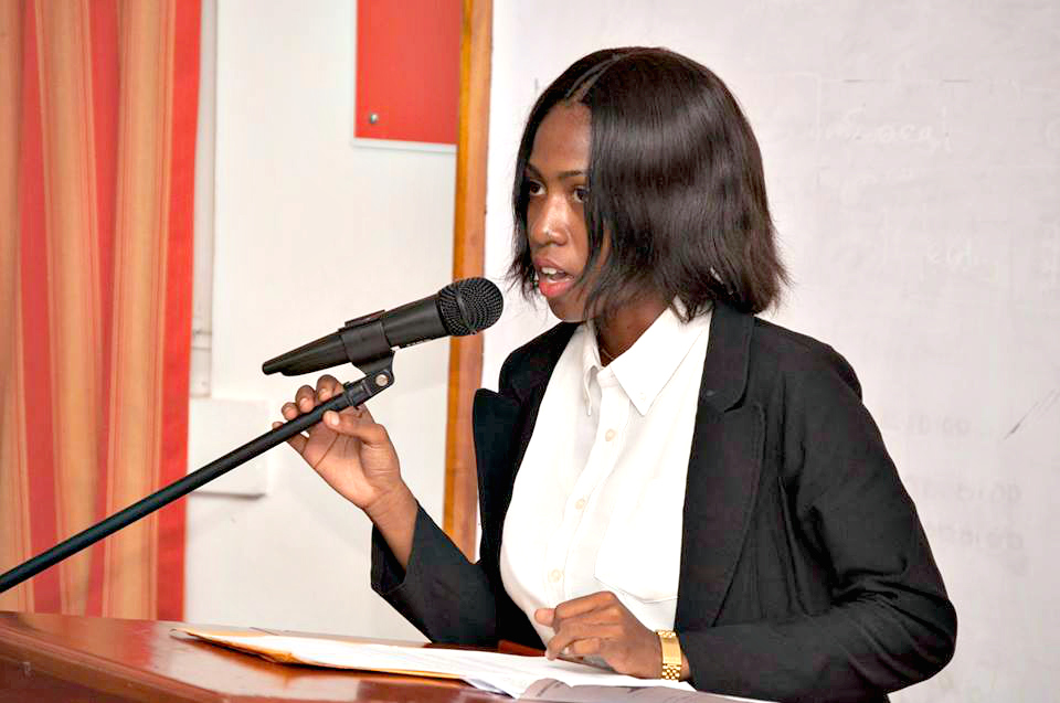 A young initiative by a young (and impressive) woman – The Dominica Dementia Foundation