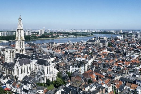 Antwerp-skyline