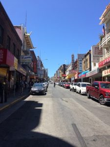 San Francisco's beautiful historic China Town