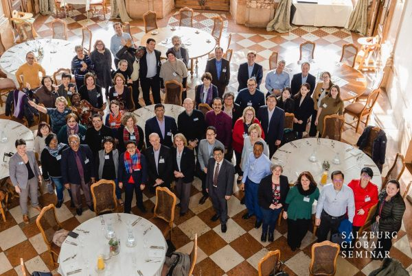 40 participants from 14 countries joined the 587th Salzburg Global Seminar on dementia