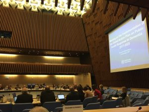 Launch of the Global Dementia Observatory at WHO Technical Meeting in Geneva