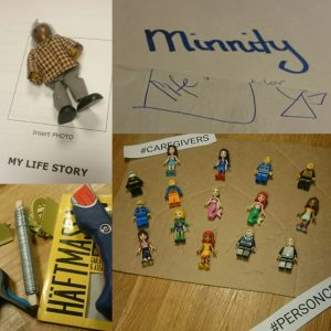 creative startup work at Minnity