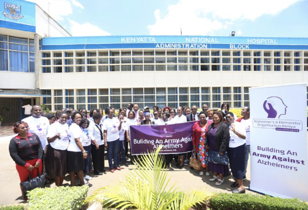 Raising Awareness of Dementia in Kenya