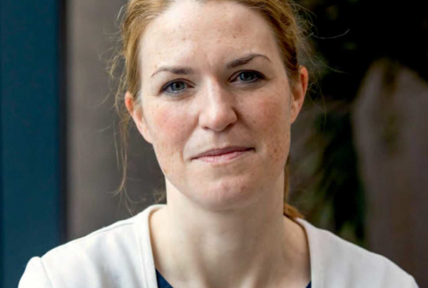 Anja Leist, Associate Professor and ERC Fellow at the University of Luxembourg