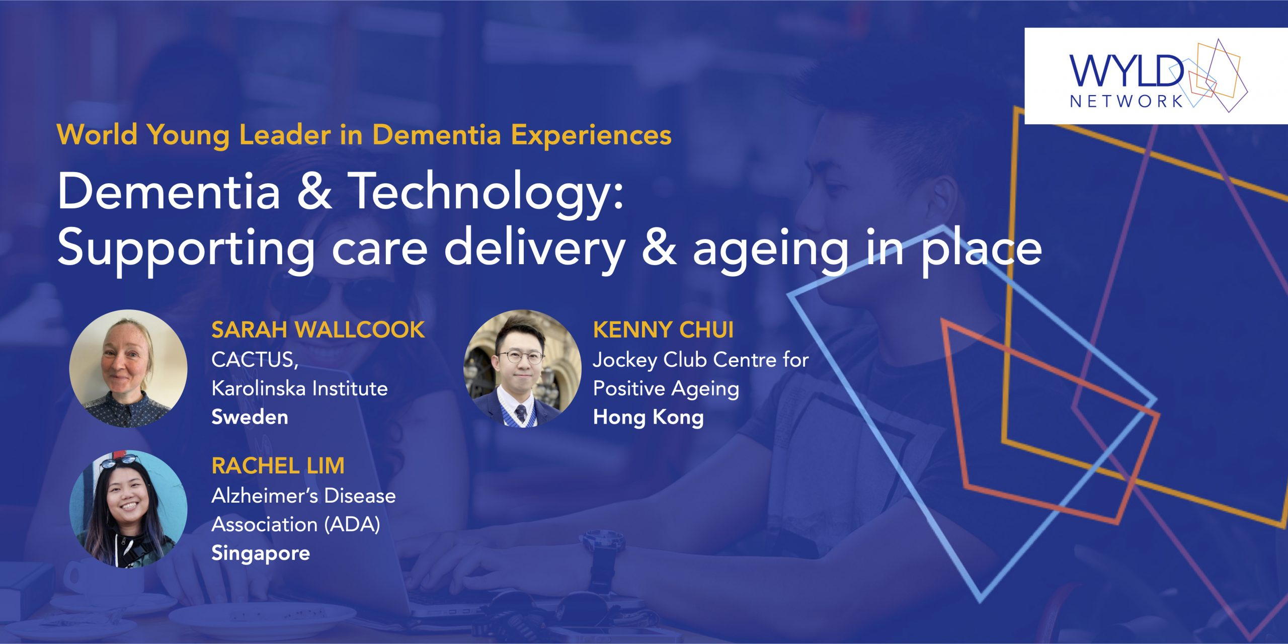 Dementia & Technology: Supporting care delivery and ageing in place