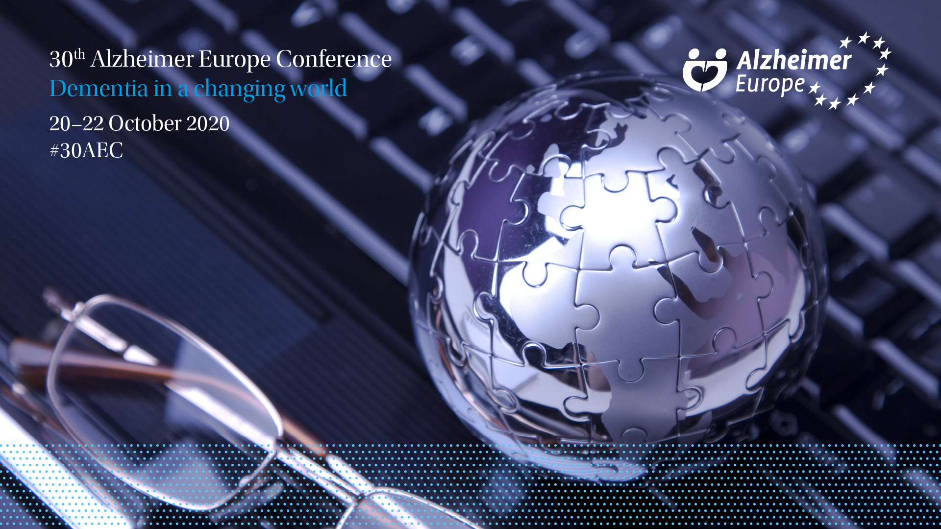 'Dementia in a changing world'. The 30th Alzheimer Europe Conference goes virtual: throwback to three days of inspiration, motivation and ambition