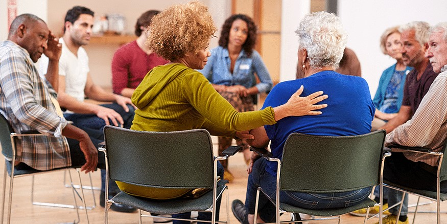 Online Support Groups for Carers during Covid-19